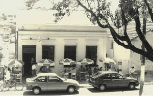 FrangÓ, na década de  1980. FOTO: DIVULGAÇÃO