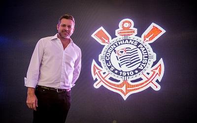 Marcelo Passos, diretor de Marketing do Corinthians