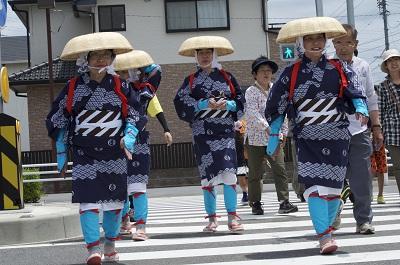 OKAZAKI, ESTADO DE AICHI , JAPÃO - 07/06/2015 O principe Akishino e a Princesa Kiko visitam a cidade de Okazaki durante as festividades de 100 anos do TAUE MATSURI , festival de plantio de arroz  que simboliza o  início do plantio de arroz na região central do  Japão. Foto : Marcelo Hide/Fotos públicas