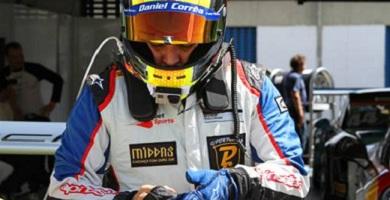 Daniel Corrêa, piloto patrocinado pela Middas Cachaça / FOTO: Rafael Ferreira / GPBRPaddock/DIVULGAÇÃO
