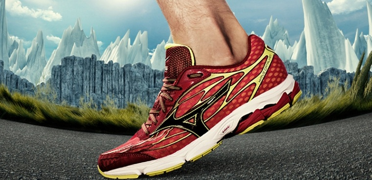 The all-new Wave Catalyst offers a lightweight feel and responsive ride. (PRNewsFoto/Mizuno USA)