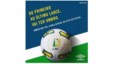 9fa591a8f825e UMBRO ENTRA EM CAMPO COM O FUTSAL