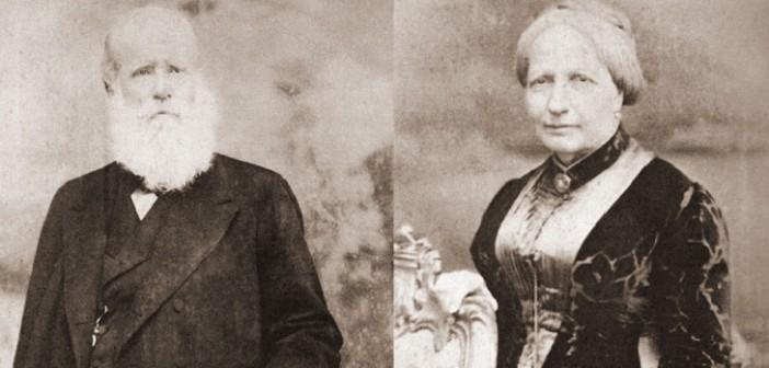 O imperador D. Pedro II e a imperatriz Teresa Cristina/ARQUIVO