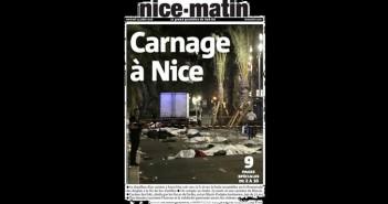 A SEMANA DO ATAQUE TERRORISTA EM NICE