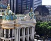 THEATRO MUNICIPAL DO RIO CELEBRA 107 ANOS HOJE