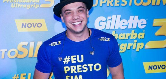 WESLEY SAFADÃO SOLTA A VOZ POR GILLETTE: #EUPRESTOSIM